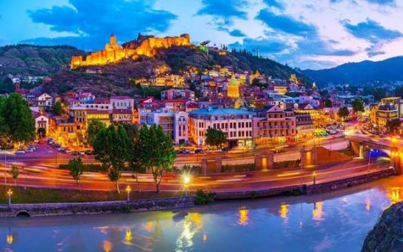السياحة في جورجيا للعرساني