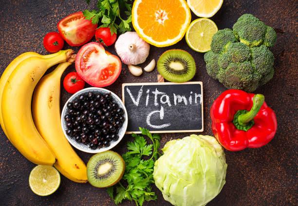 فيتامين سي للاطفال